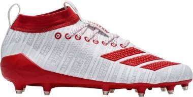 Adidas Adizero 8.0 - Cloud White Power Red Power Red