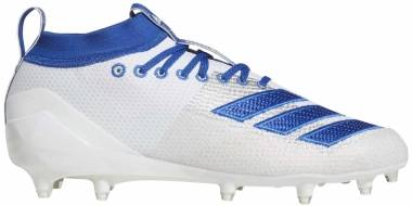 Adidas Adizero 8.0 - White/Collegiate Royal/Bright Royal
