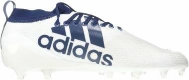 Adidas Adizero 8.0 - White/Collegiate Navy/Noble Indigo