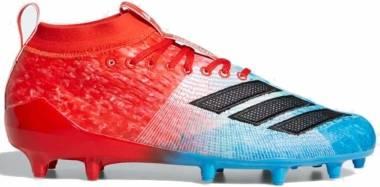 Adidas Adizero 8.0 - Red Blue