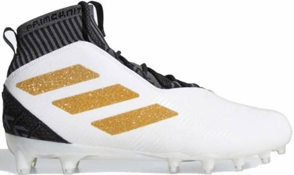 Adidas Freak Ultra - Cloud White/Gold Metallic/Core Black (F97378)
