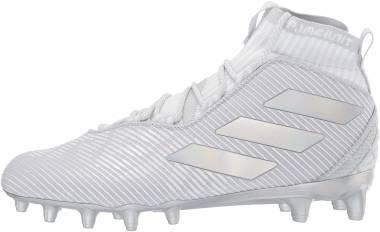 Adidas Freak Ultra - White White Clear Grey