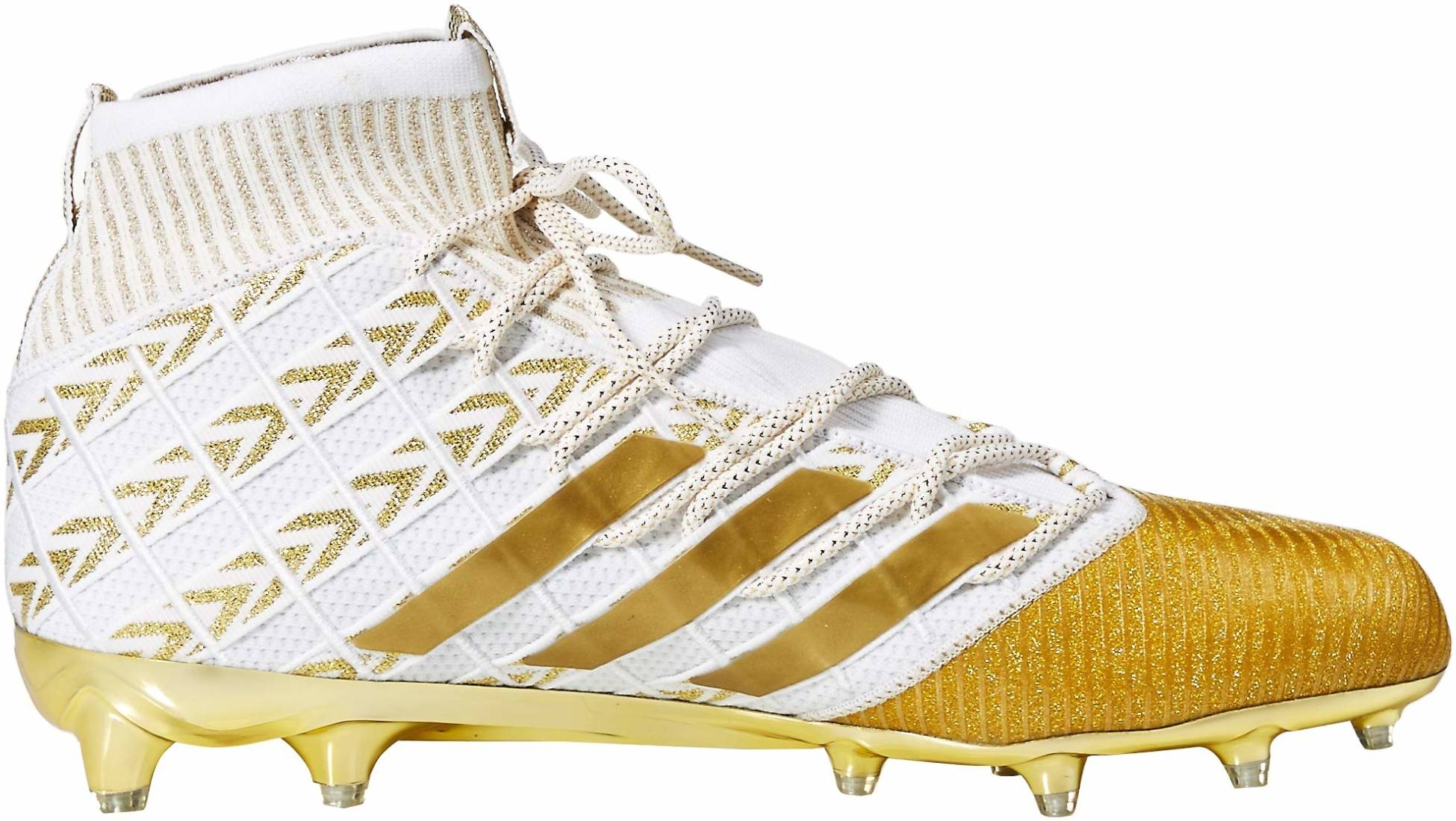 Save 29% on Gold Football Cleats (2