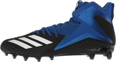 Adidas Freak X Carbon Mid - Black White Collegiate Royal (DB0232)