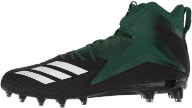 Adidas Freak X Carbon Mid - Core Black White Dark Green