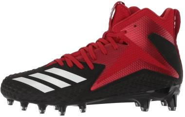 Adidas Freak X Carbon Mid - Black/White/Power Red (CG4406)