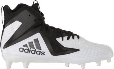Adidas Freak X Carbon Mid - White/black/black