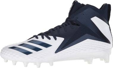 Adidas Freak X Carbon Mid - White Collegiate Navy Collegiate Navy (DB0567)