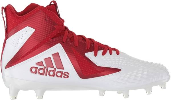 Adidas Freak X Carbon Mid - White/Power Red/Power Red (DB0144)