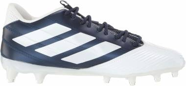 Adidas Freak Carbon Low - White/Collegiate Navy/White (F97403)