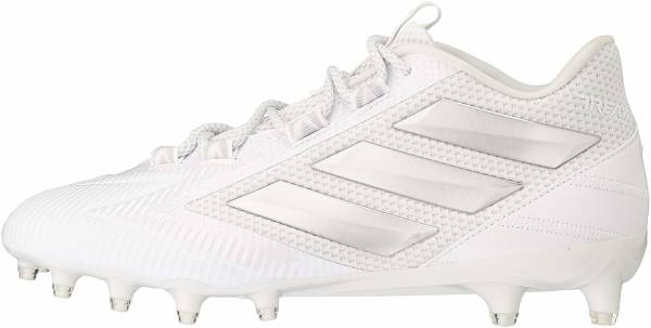 Adidas Freak Carbon Low - White/Silver Metallic/White (EE7201)
