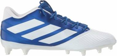 Adidas Freak Carbon Low - White Collegiate Royal White