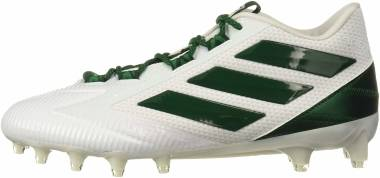 Adidas Freak Carbon Low - White/Dark Green/White