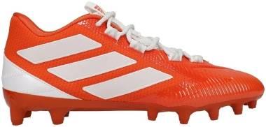 Adidas Freak Carbon Low - Orange,White (EF0262)