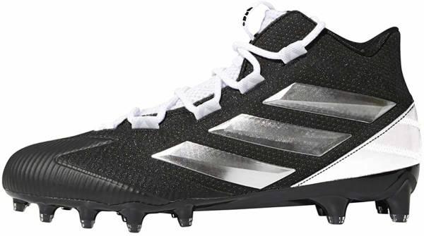 Adidas Freak Carbon Mid - Core Black Cloud White Clear Grey (EE7134)