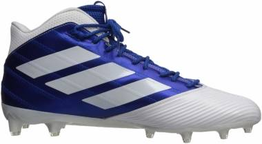 Adidas Freak Carbon Mid - White/Collegiate Royal/Bright Royal (F97435)