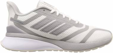 Adidas Nova Run - Blanc Blanc Gris (EE9266)