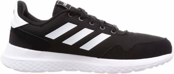 Adidas Archivo - Noir Blanc Gris Foncã (EF0419)