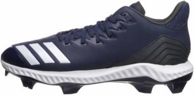 Adidas Icon Bounce TPU  - Collegiate Navy White Carbon