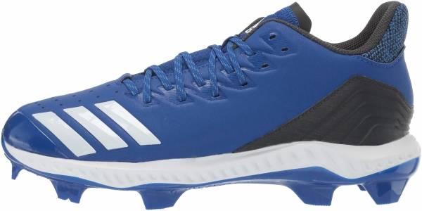 Adidas Icon Bounce TPU  - Collegiate Royal White Carbon