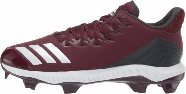 Adidas Icon Bounce TPU  - Maroon/White/Carbon