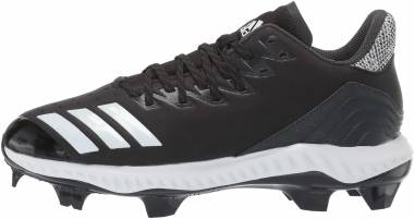 Adidas Icon Bounce TPU  - Black White Carbon