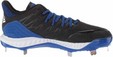 Adidas Icon Bounce - Black/White/Collegiate Royal (CG5247)