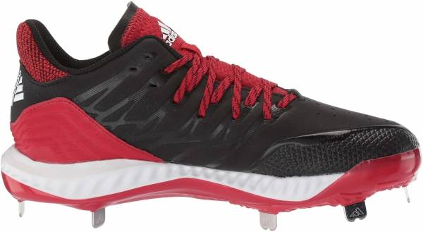 Adidas Icon Bounce - Black/White/Power Red (CG5246)