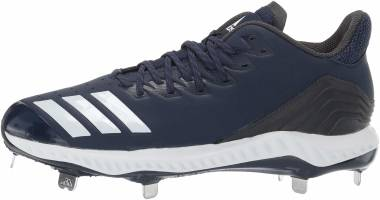 Adidas Icon Bounce - Collegiate Navy White Carbon