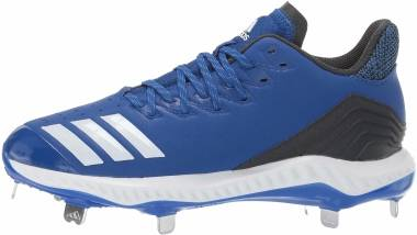 Adidas Icon Bounce - Collegiate Royal White Carbon