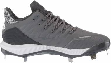 Adidas Icon Bounce - Grey/White/Carbon