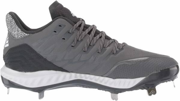 Adidas Icon Bounce - Grey White Carbon