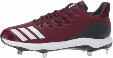 Adidas Icon Bounce - Maroon/White/Carbon