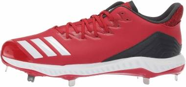 Adidas Icon Bounce - Power Red White Carbon