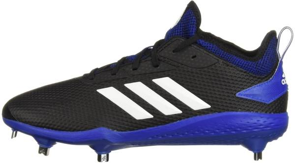 Adidas Adizero  Afterburner 5   - Black Cloud White Collegiate Royal