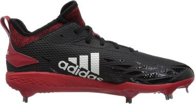 Adidas Adizero  Afterburner 5   - Black Cloud White Power Red