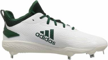 Adidas Adizero  Afterburner 5 - Cloud White/Dark Green/Black (CG5225)