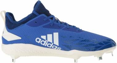 Adidas Adizero  Afterburner 5   - Collegiate Royal/Cloud White/Black
