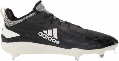 Adidas Adizero  Afterburner 5   - Black/Cloud White/Grey