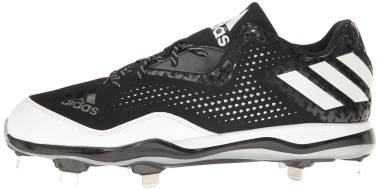 Adidas Poweralley 4  - Black White Metallic Silver
