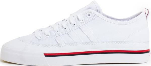 Adidas Matchcourt RX3 Na-Kel - White/Black/Red