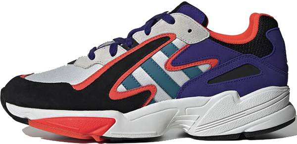 Adidas Yung-96 Chasm - Crystal White/Active Teal/Energy Ink F17 (EF1427)