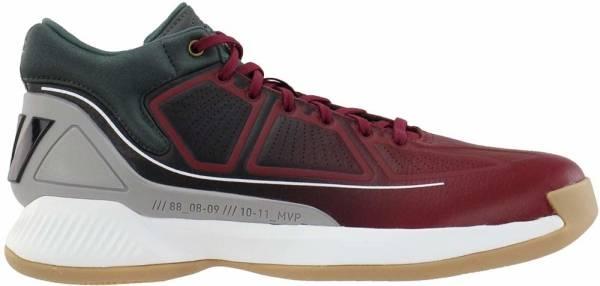 Adidas D Rose 10 - Burgundy (G26161)