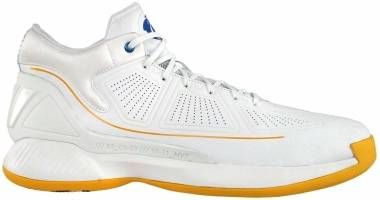 Adidas D Rose 10 - White (F36777)