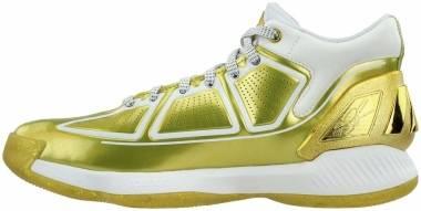 Adidas D Rose 10 - Gold (FW9487)
