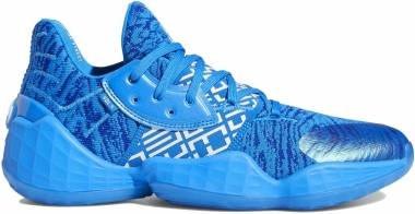 Adidas Harden Vol. 4 - Collegiate Royal-white-bright Blue