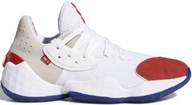 Adidas Harden Vol. 4 - White (FV5598)