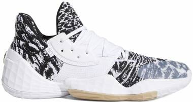 Adidas Harden Vol. 4 - White