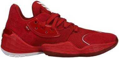 Adidas Harden Vol. 4 - Red (EH1605)