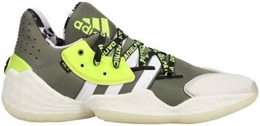 Adidas Harden Vol. 4 - Green (FV8921)
